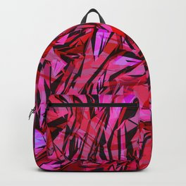 red flow Backpack