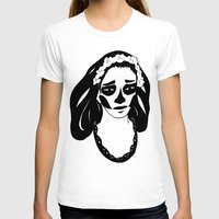 gothic T-shirts featuring Gothic by Shauny P.