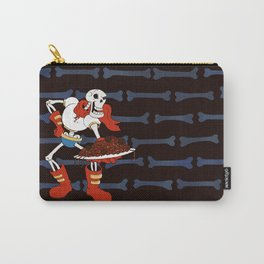 Papyrus and his Spaghetti Carry-All Pouch