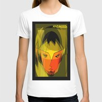 android T-shirts featuring ANDROID. by capricorn