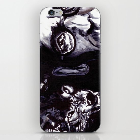 Treatise on the Steppenwolf. Not for Everybody. iPhone & iPod Skin