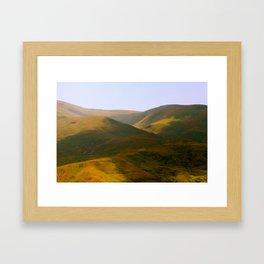 CAUCUS MOUNTAINS  Framed Art Print