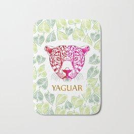 Yaguar Bath Mat