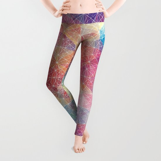 Cuben Web Leggings