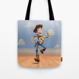 TOY STORY WOODY Tote Bag