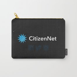 CitizenNet Carry-All Pouch