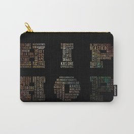 HIP HOP Carry-All Pouch