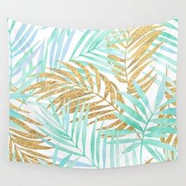 golden summer Wall Tapestry