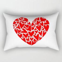 Heart from Hearts Rectangular Pillow