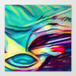 Trek #5 Canvas Print