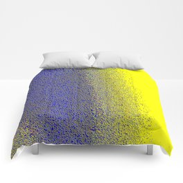 Color Blue color yellow Comforters