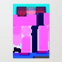blur Canvas Prints featuring Blur by allan redd