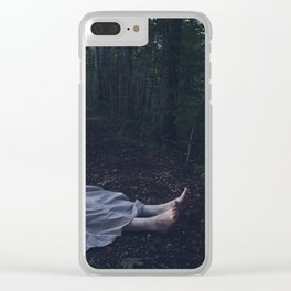 Strangers Clear iPhone Case