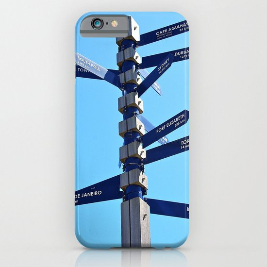Sign iPhone & iPod Case