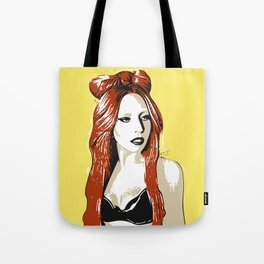 UNCONVENTIONAL BEAUTY Tote Bag