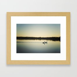 Greenwell Point Framed Art Print