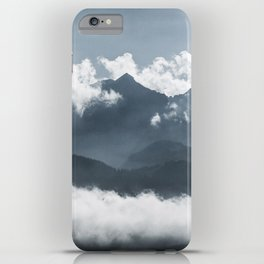 Mountains I iPhone Case