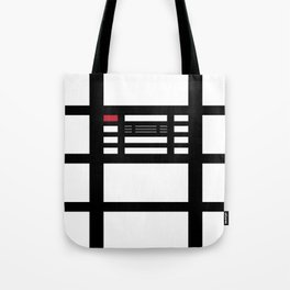 Red Scare Tote Bag