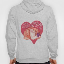 A Rough Valentine's Day Hoody