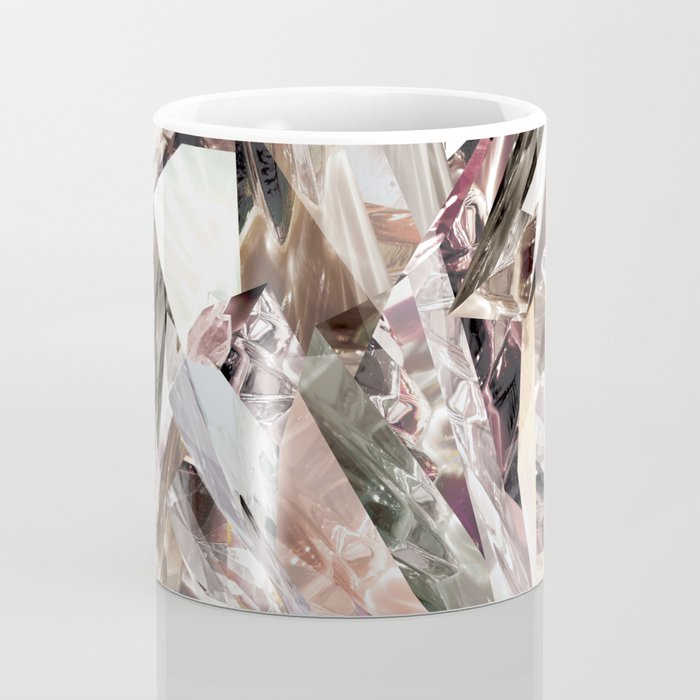 Arnsdorf SS11 Crystal Pattern Coffee Mug