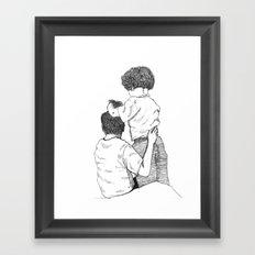 sydney show Framed Art Print