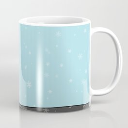 Snow Shoveling | Veronica Nagorny Coffee Mug