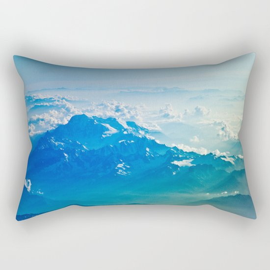 Clouds #society6 #buyart Rectangular Pillow
