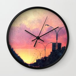 The End of Days. Wall Clock