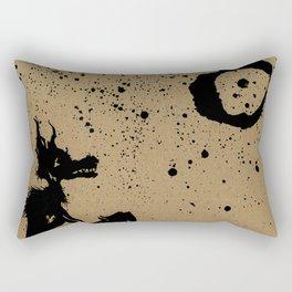 I Wish I Was the Moon Rectangular Pillow