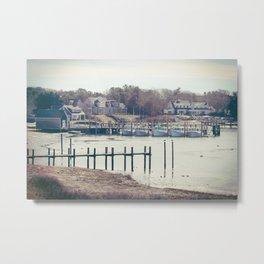Wychmere Harbor, Harwich, Cape Cod, Massachusetts Metal Print