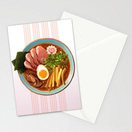 Ramen Stationery Cards