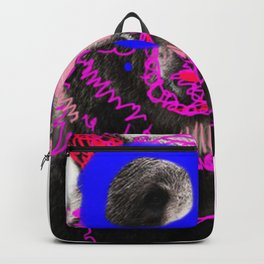Don't mess with a bear! Backpack