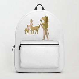 Nobody Likes Reverse Centaur Backpack