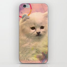 *meooooowmix* iPhone Skin