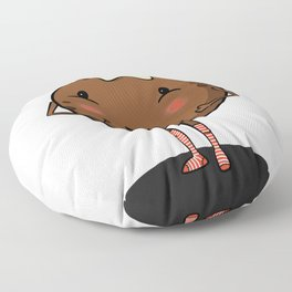 Just Pudding it Out There - Merry Christmas Floor Pillow