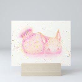 My sweet Seabunny Mini Art Print