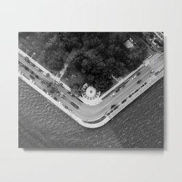 White Point Gardens Metal Print