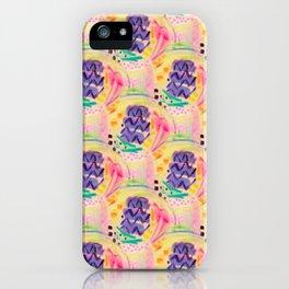 doodle doo iPhone Case