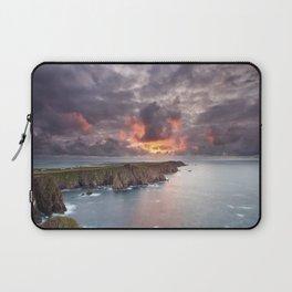 Tory Island sunset | Ireland Laptop Sleeve