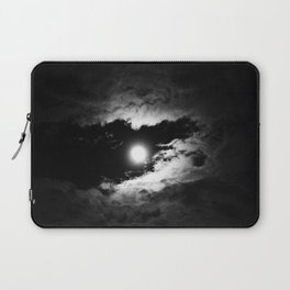 the moon after the storm Laptop Sleeve