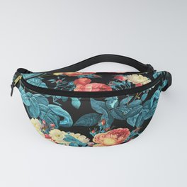 NIGHT FOREST XII Fanny Pack