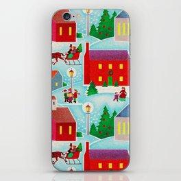 Christmas Wonderland iPhone Skin