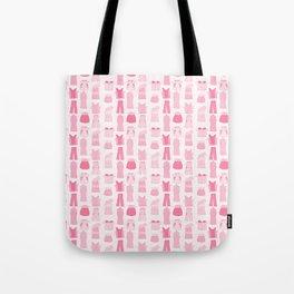 My clothes II Tote Bag