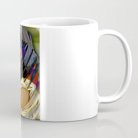 Cubist BFF's Mug