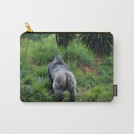 Watch Me Walk Away Carry-All Pouch