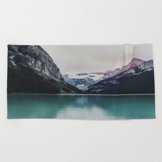 Lake Louise Beach Towel