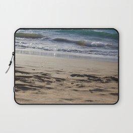 Beachside Waves Laptop Sleeve