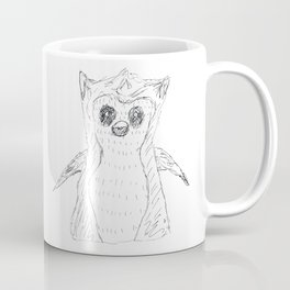 Funny baby Owl Coffee Mug