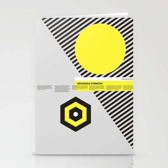 Impossible Symmetry - By Stationery Cards