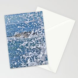 BLUE AQUATIC DREAMS Stationery Cards